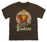 Youth: Tootsie Roll - Captain Tootsie T-shirts