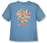 Toddler: Necco - With All My Hearts Shirts