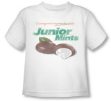 Toddler: Junior Mints - Logo Shirt