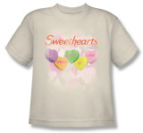 Toddler: Necco - The Offical Candy of Love T-Shirt