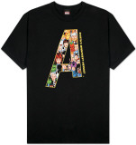 The Avengers - Team A T-Shirts
