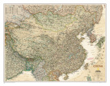 National Geographic China Executive Style Kunstdrucke
