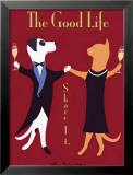The Good Life Framed Giclee Print by Ken Bailey