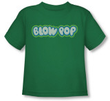 Toddler: Blow Pop - Logo T-Shirt