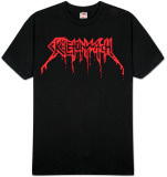 Skeletonwitch - Bloody Logo Tshirts