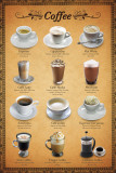 Caf&#233; Posters