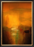 6 Framed Giclee Print by Gregory Garrett