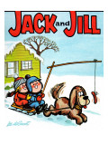 Hot Dog! - Jack and Jill, January 1965 Giclee Print by Lee de Groot