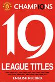 Man Utd- 19 Prints