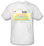 Candy Buttons T-Shirt