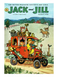 Moving Day - Jack and Jill, August 1956 Giclee Print by Philip Martin