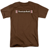 Tootsie Roll - Tootsie Roll Logo T-shirts