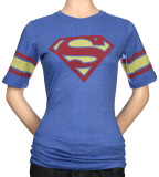 Juniors: Superman Hockey Tee Shirts