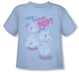 Toddler: Tootsie Roll - Three T-shirts