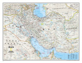 National Geographic Iran Classic Style Plakater