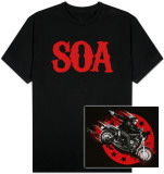 Sons of Anarchy - Motorcycle Camiseta