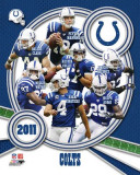 Indianapolis Colts 2011 Team Composite Photo