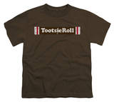 Youth: Tootsie Roll - Tootsie Roll Logo T-shirts