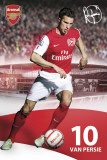 Arsenal-Van Persie Prints