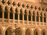 Italy, Veneto, Venice; Arches on the Palazzo Ducale, One of the Main Icons of Venice Photographic Print by Ken Sciclina