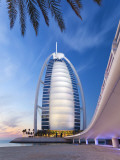 Burj Dubai Hotel, Dubai, Uae, United Arab Emirates Photographic Print by Gavin Hellier