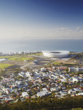 Green Point Stadium, Green Point, Cape Town, Western Cape, South Africa Photographic Print by Ian Trower