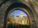 Fountains Abbey, Near Ripon, North Yorkshire, England; Photographic Print by Paul Harris