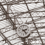 Gare De L'Est, Paris, France Photographic Print by Jon Arnold