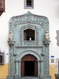 Canary Islands, Gran Canaria, Las Palmas De Gran Canaria, Vegueta, Casa Museo De Cristobal Colon Photographic Print by Michele Falzone