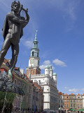 Poland, Poznan; One of Poland's Oldest Cities Photographic Print by Mark Hannaford