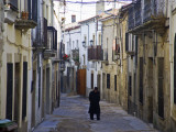Street in the Downtown of Trujillo, Caceres, Spain Photographic Print by Carlos Sanchez Pereyra