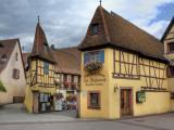 Eguisheim, Haut-Rhin Department, Alsace, France Photographic Print by Ivan Vdovin