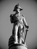 Uk, London, Trafalgar Square, Nelson's Column Photographic Print by Alan Copson