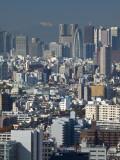 Shinjuku Skyline, Tokyo, Japan Photographic Print by Jon Arnold