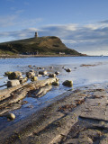 England, Dorset, Kimmeridge Bay Photographic Print by Katie Garrod