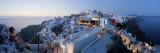 Village of Oia (La), Santorini (Thira), Cyclades Islands, Greece Photographic Print by Gavin Hellier