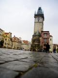 Old City Plaza, Stare Mesto, Prague, Czech Republic Photographic Print by Carlos Sanchez Pereyra