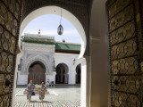 The Qarawiyine Mosque in Fes, Morocco Photographic Print by Julian Love