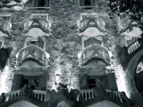 Casa Batllo (By Gaudi), Passeig De Gracia, Barcelona, Spain Photographic Print by Jon Arnold