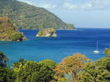 The Caribbean, Trinidad and Tobago, Tobago Island Photographic Print by Christian Kober