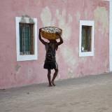 Mozambique, Ihla De Moçambique, Stone Town Fotografisk tryk af Niels Van Gijn