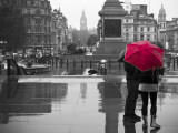 Uk, England, London, Trafalgar Square Photographie par Alan Copson