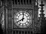 Uk, London, Big Ben and Houses of Parliament Lámina fotográfica por Alan Copson