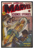 Marvel Science Stories Prints