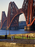 The Forth Rail Bridge, Firth of Forth, Edinburgh, Scotland Photographic Print by Paul Harris