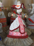 Traditional Hand Made Dolls, Belozersk, Vologda Region, Russia Photographic Print by Ivan Vdovin
