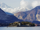 Europe, Italy, Lombardy, Lakes District, Isola Bella, Borromean Islands on Lake Maggiore Photographic Print by Christian Kober
