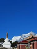 Tengboche Monastery, Solu Khumbu Everest Region, Sagarmatha National Park, Himalayas, Nepal, Photographic Print by Christian Kober