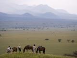 Kenya, Chyulu Hills, Ol Donyo Wuas Photographic Print by John Warburton-lee