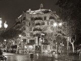 La Pedrera (Casa Mila) by Gaudi, Barcelona, Spain Photographic Print by Jon Arnold